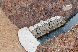 hydro dam monitoring