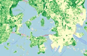 vegetation-satellite-data