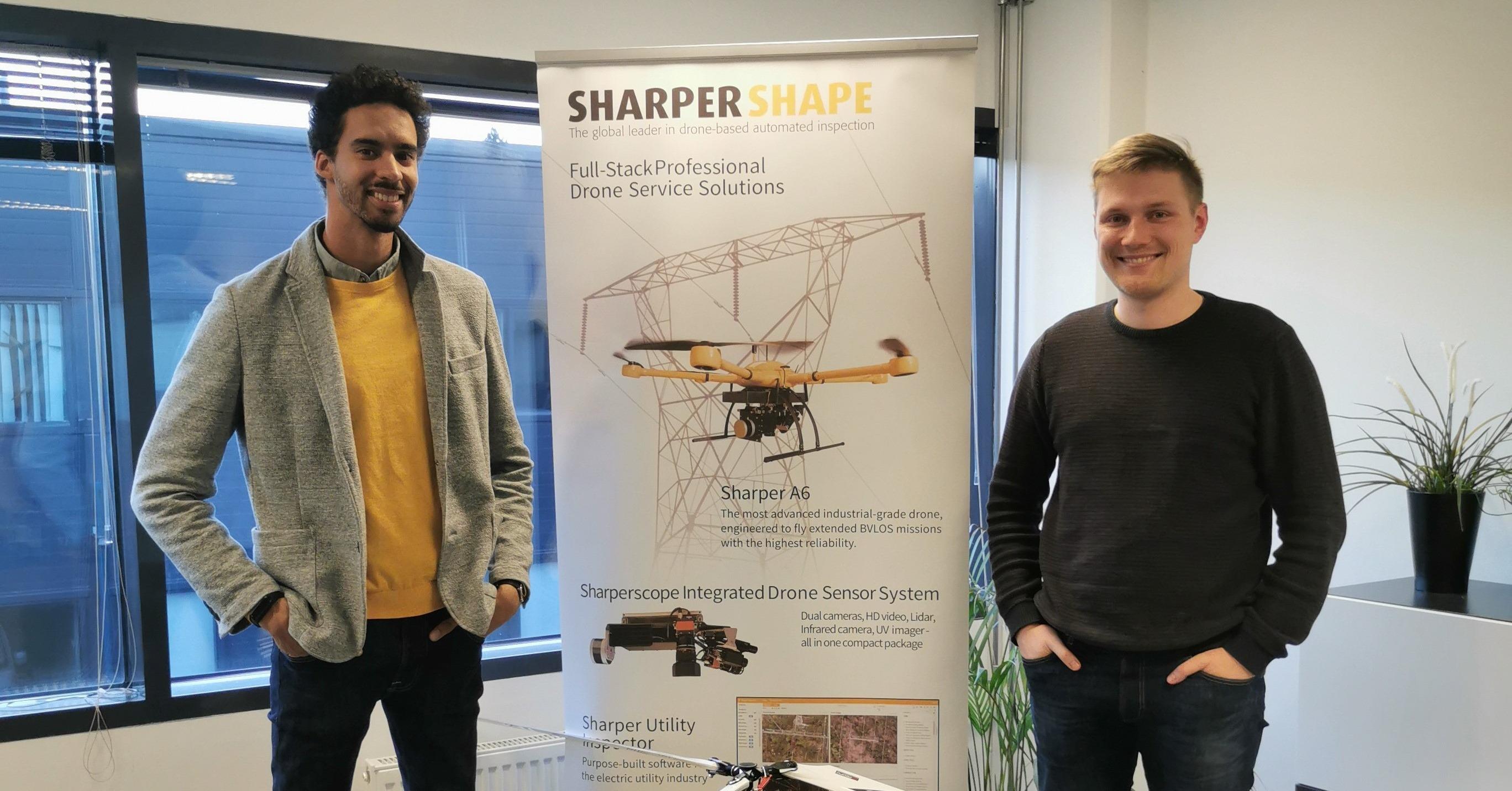 Vincent Markiet and Jussi Jurvala Shaper Shape and Advian-customer-story