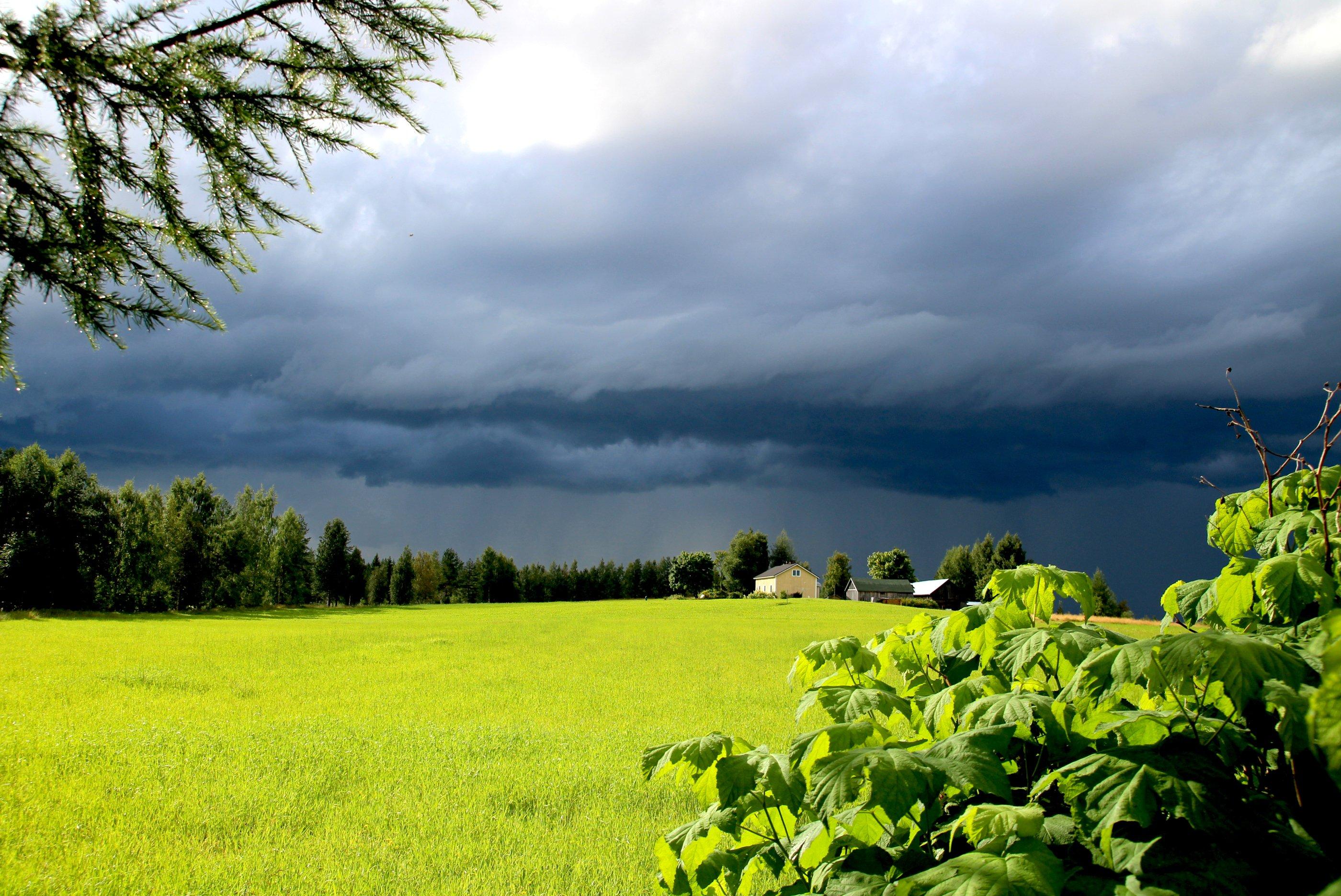 myrskytuhojen ennakointi
