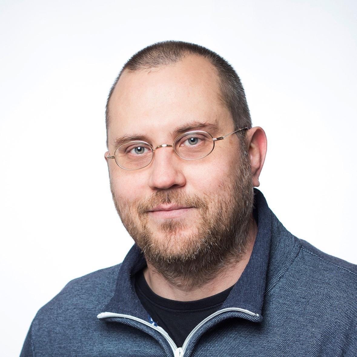 Joni Kähärä | Technical Specialist