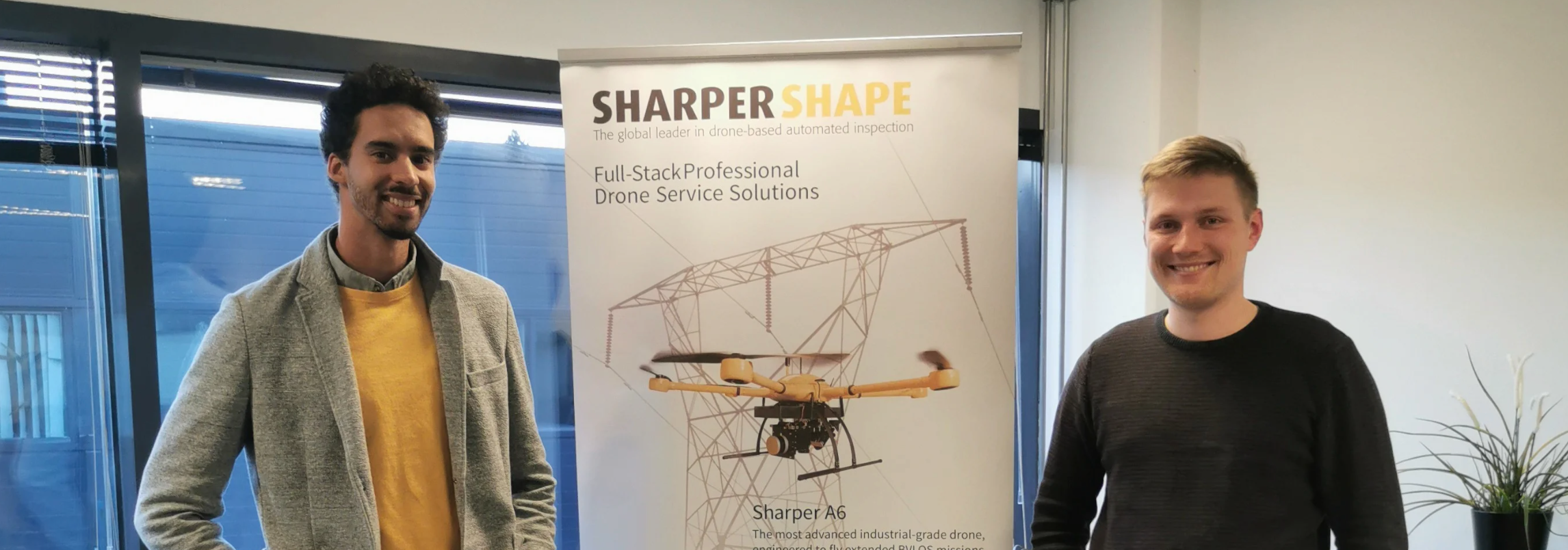 Advian and Sharper Shape - to new heights with refined analytics